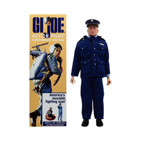 G.I. Joe 40th Anniversary Action Pilot in Dress Uniform