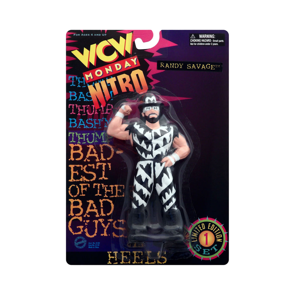 WCW Monday Nitro Randy Savage