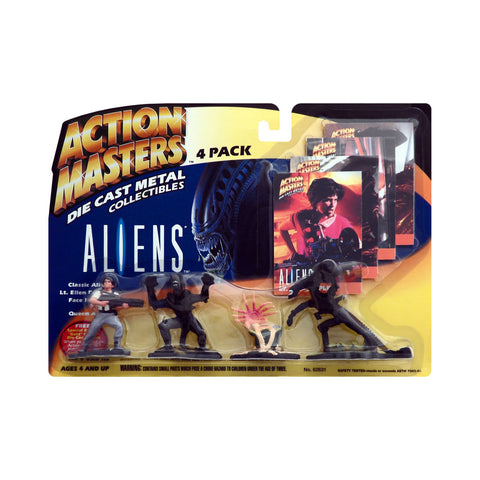 Aliens Die Cast Metal 4-Pack