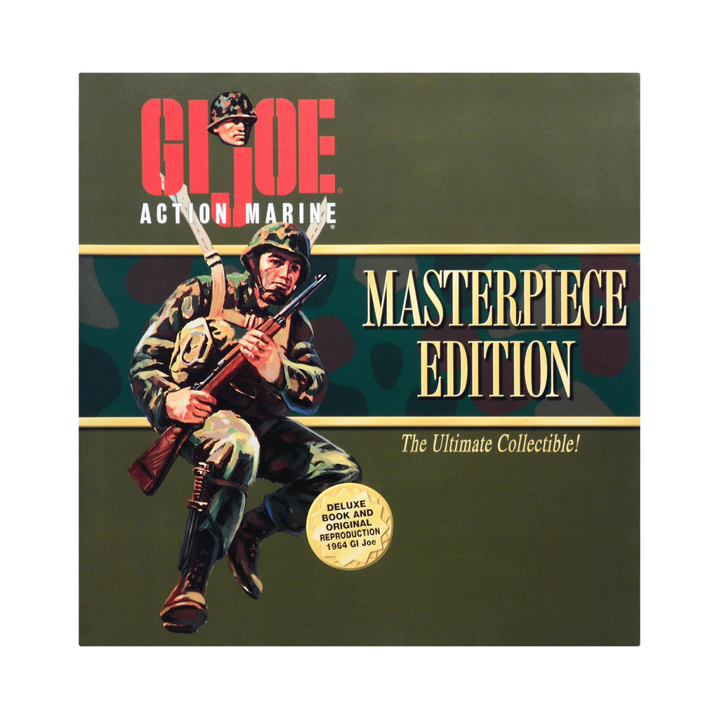 G.I. Joe Masterpiece Edition Action Marine, 1996