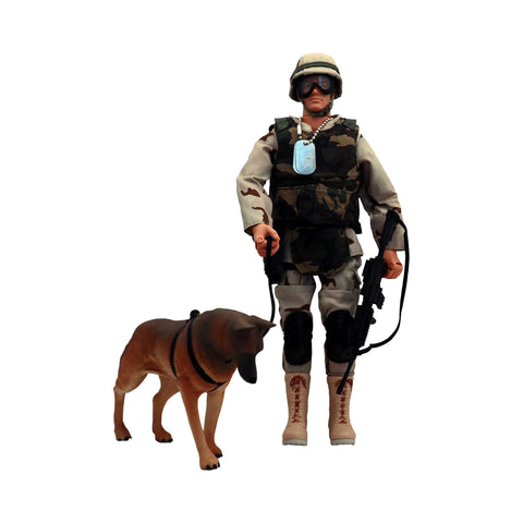 G.I. Joe Military K-9 Patrol (loose)