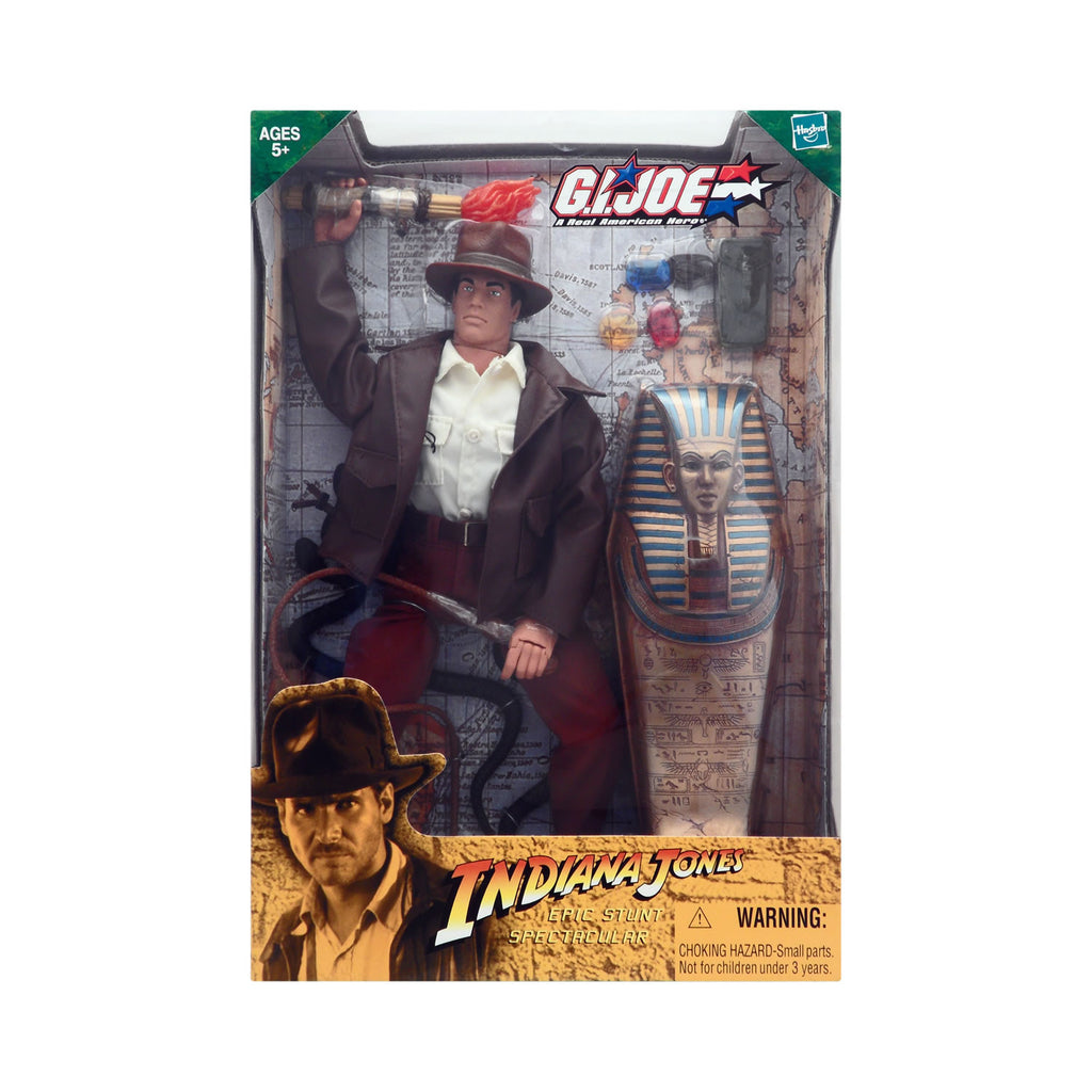 G.I. Joe Indiana Jones Epic Stunt Spectacular