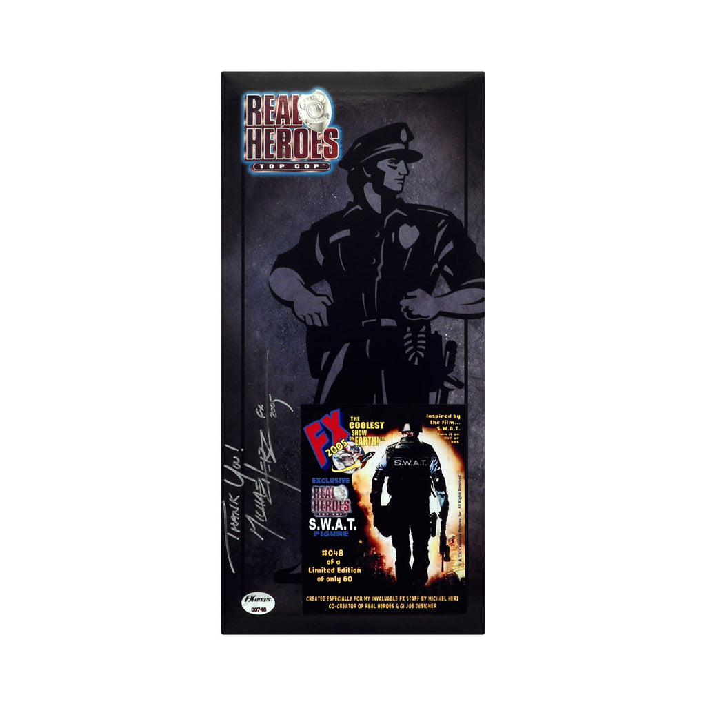 Real Heroes Top Cop Exclusive S.W.A.T Figure