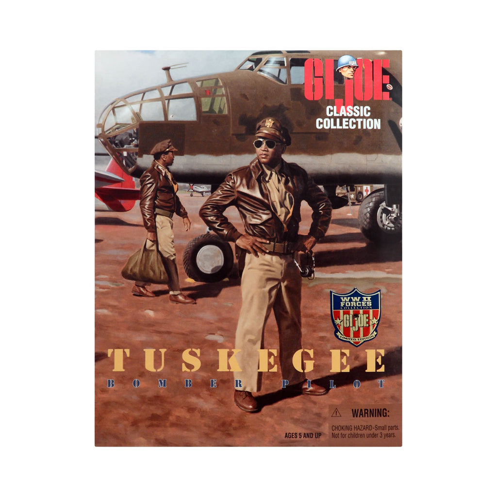 G.I. Joe Classic Collection Tuskegee Bomber Pilot