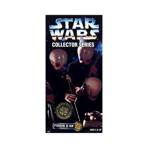 Star Wars Collector Series Cantina Band Member Figrin D'An