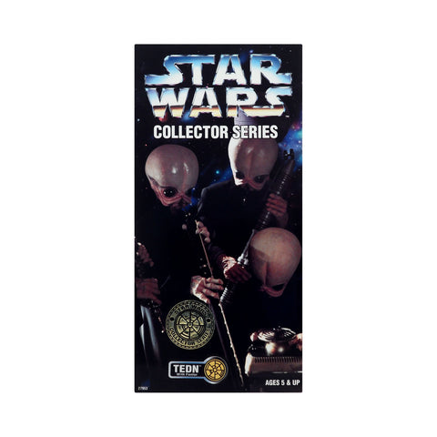 Star Wars Collector Series Cantina Band Member Tedn