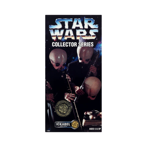 Star Wars Collector Series Cantina Band Member Ickabel