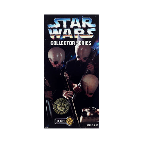 Star Wars Collector Series Cantina Band Member Tech