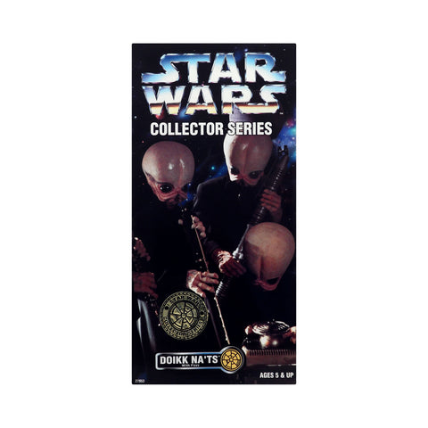 Star Wars Collector Series Cantina Band Member Doikk Na'ts