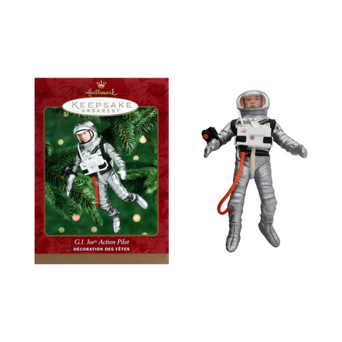 Hallmark Keepsake Ornament G.I. Joe Action Pilot