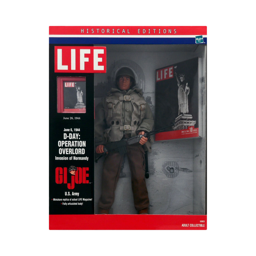 G.I. Joe Life Historical Editions D-Day: Operation Overlord