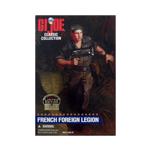 G.I. Joe Classic Collection French Foreign Legion