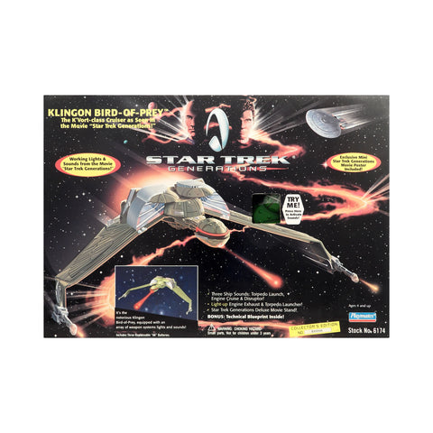 Klingon Bird-of-Prey from Star Trek: Generations