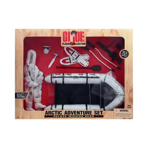 G.I. Joe Arctic Adventure Set