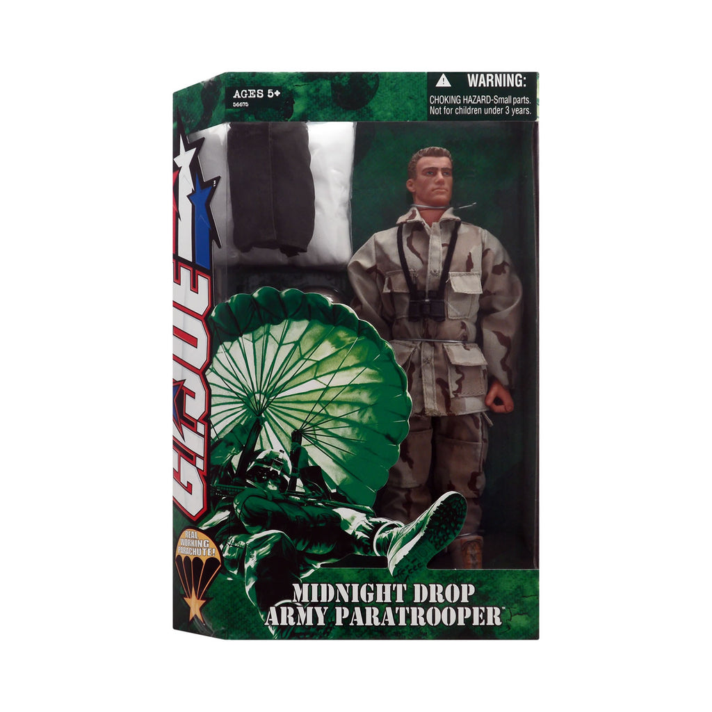 G.I. Joe Midnight Drop Army Paratropper