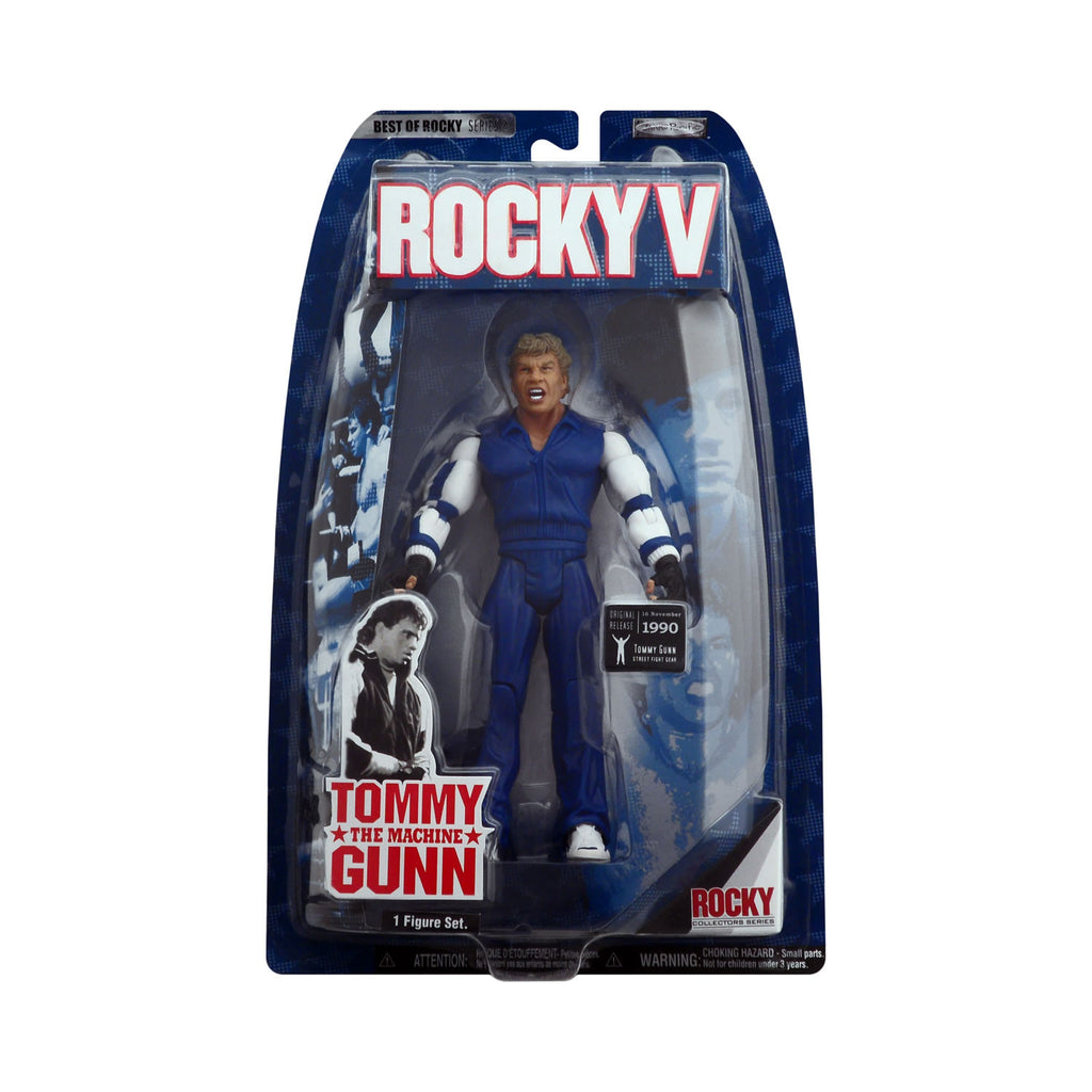 "Best of Rocky Series 2 Tommy ""The Machine"" Gunn (Street Fight Gear)"