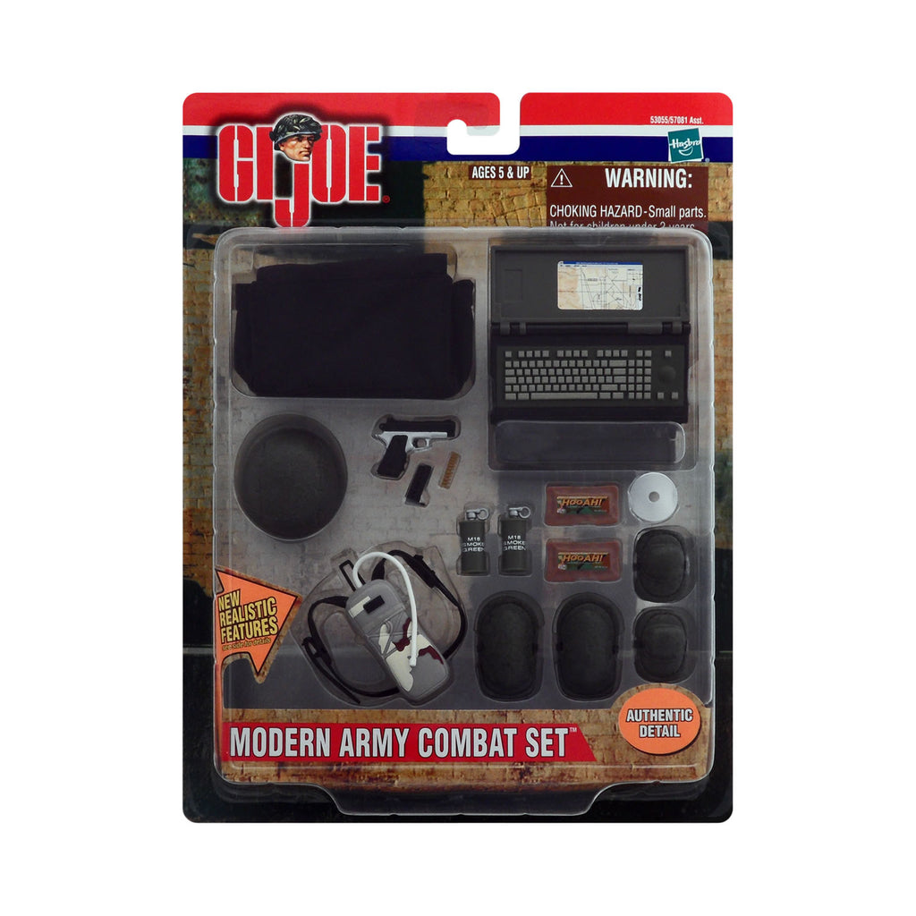G.I. Joe Modern Army Combat Set