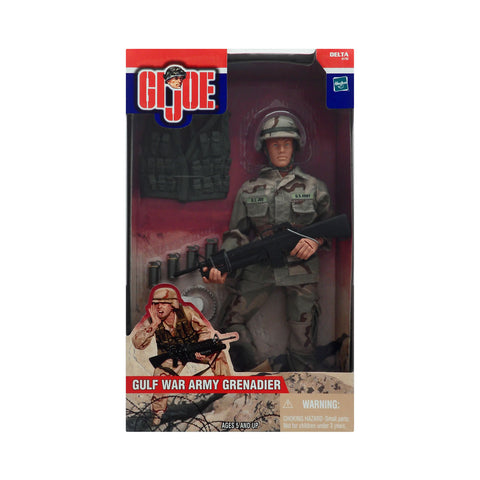 G.I. Joe Gulf War Army Grenadier
