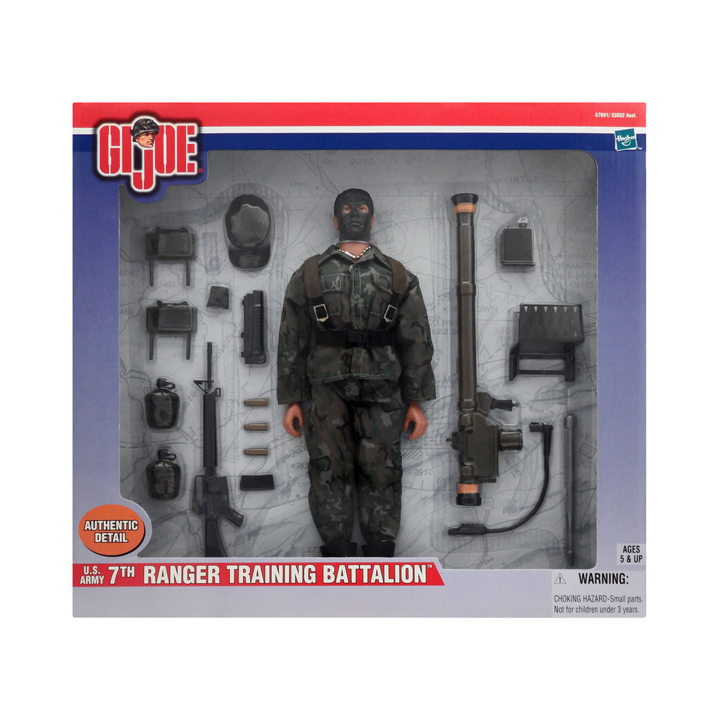 G.I. Joe U.S. Army 7th Ranger Training Battalion