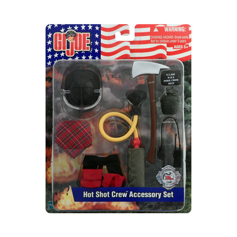 G.I. Joe Hot Shot Crew Accessory Set