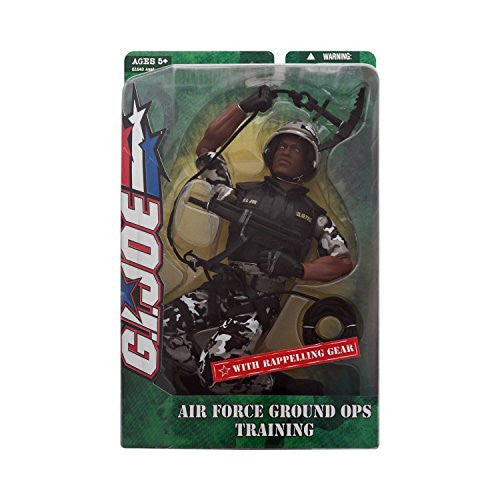 G.I. Joe Air Force Ground Ops Training (African-American)