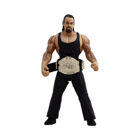 WWE Havoc Unleashed Series 2 Undertaker (loose)