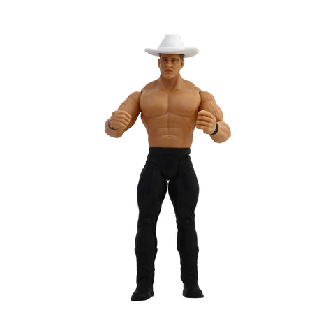 "WWE Ruthless Aggression Ring Rage 10.5 John ""Bradshaw"" Layfield (loose)"