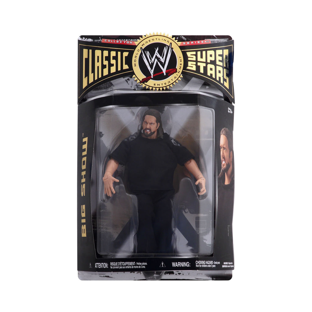 Classic WWE Superstars Series 25 Big Show