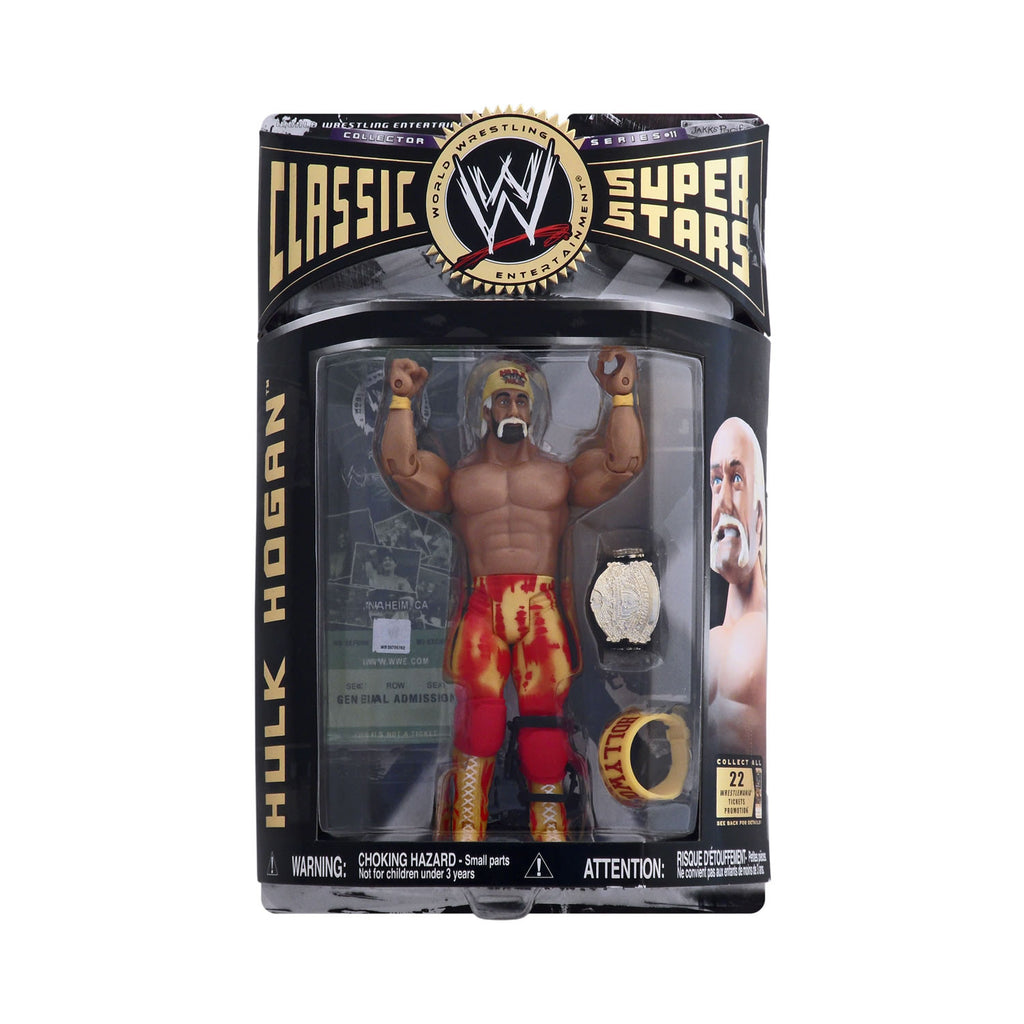 Classic WWE Superstars Series 11 Hulk Hogan