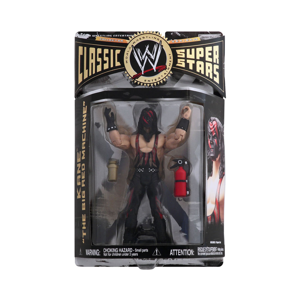 "Classic WWE Superstars Series 18 Kane ""The Big Red Machine"""