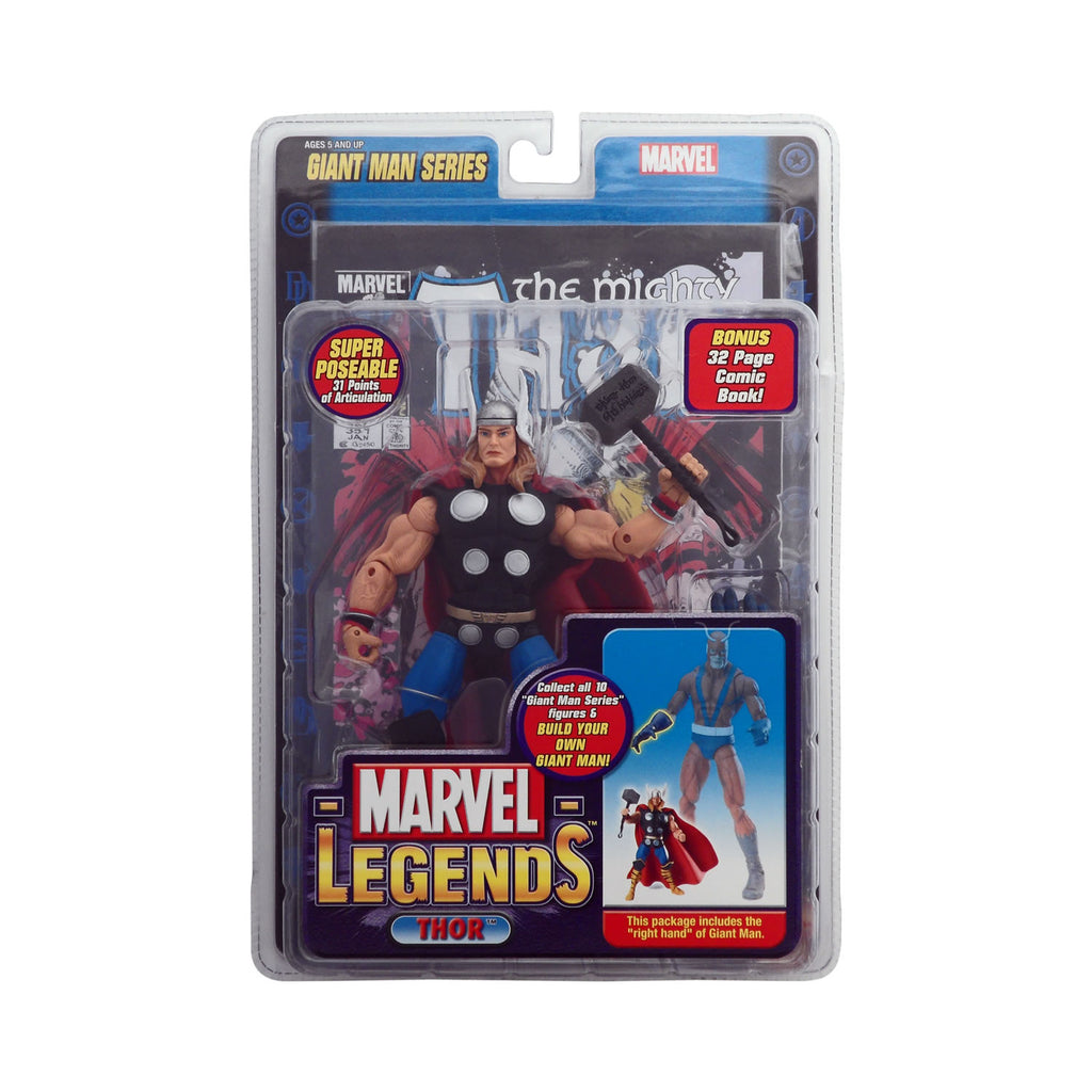 Marvel Legends Giant Man Series Thor