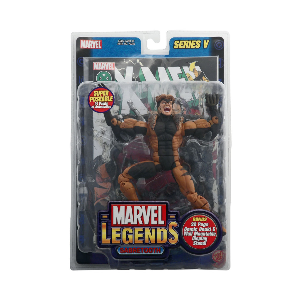 Marvel Legends Series V Sabretooth