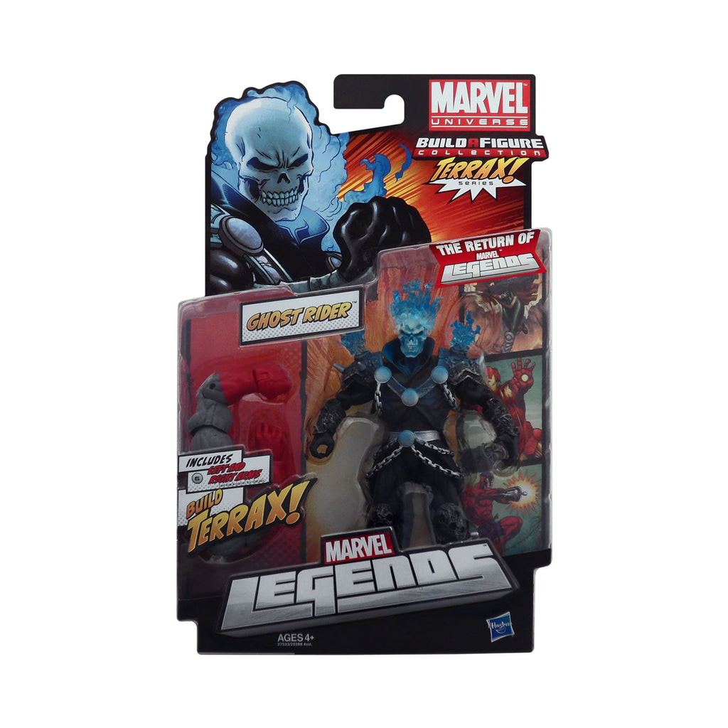 Marvel Legends Terrax Series Ghost Rider