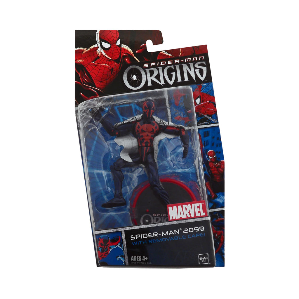 Spider-Man Origins Spider-Man 2099 with Removable Cape