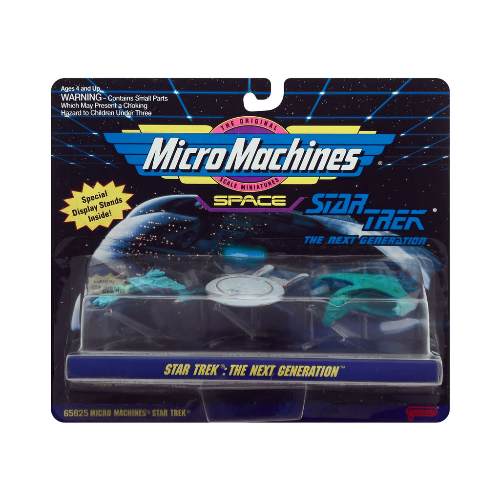Micro Machines Star Trek: The Next Generation Collection #3