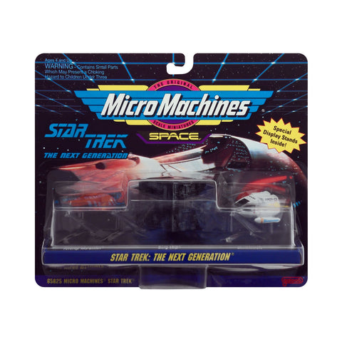 Micro Machines Star Trek: The Next Generation Collection #4