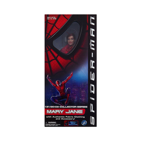 "12"" Mary Jane from the Spider-Man Movie"