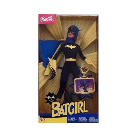 Barbie as Batgirl