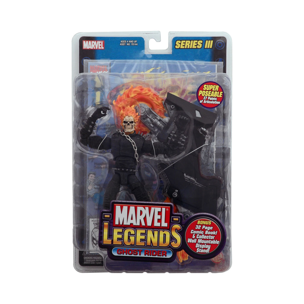 Marvel Legends Series III Ghost Rider