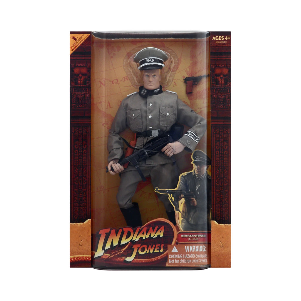 Indiana Jones German Officer
