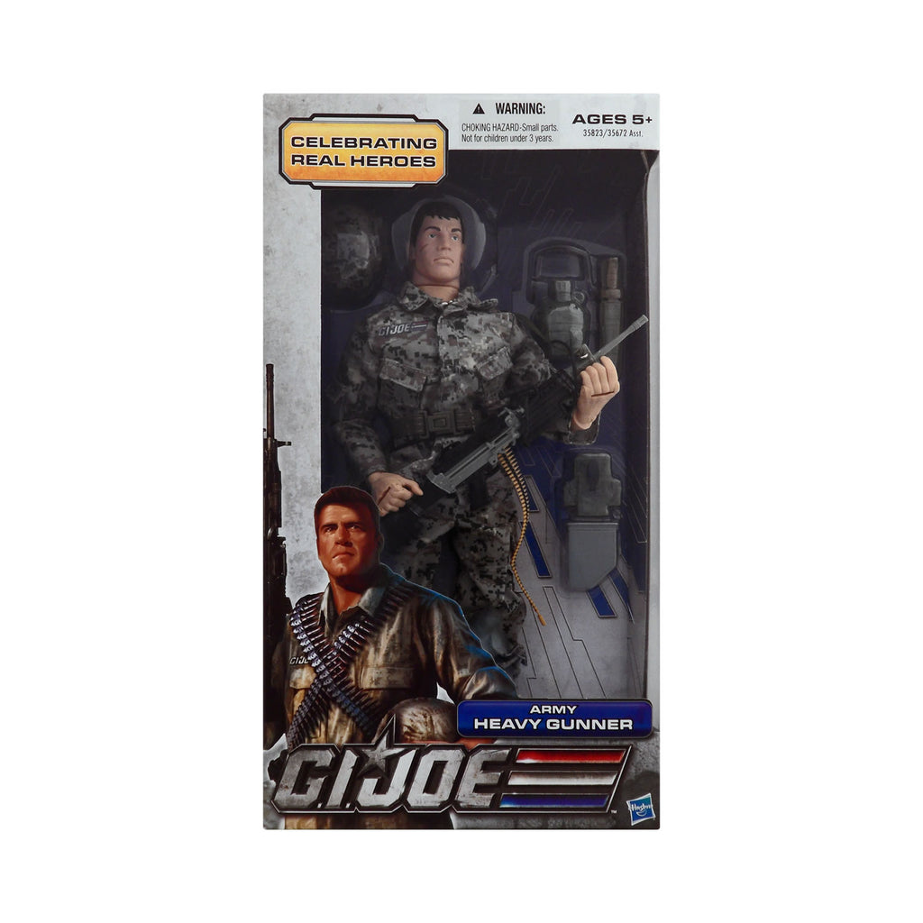G.I. Joe Army Heavy Gunner