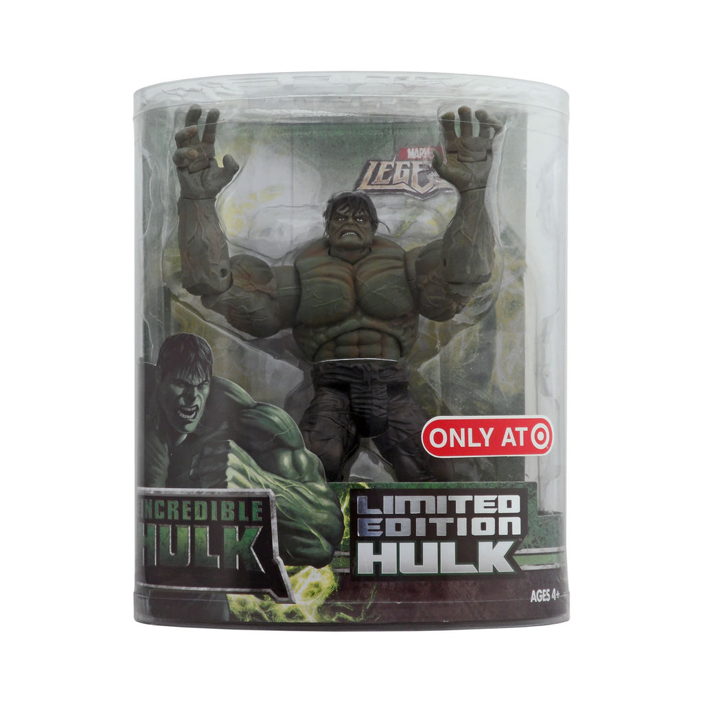 Marvel Legends Limited Edition Hulk from the Incredible Hulk Movie