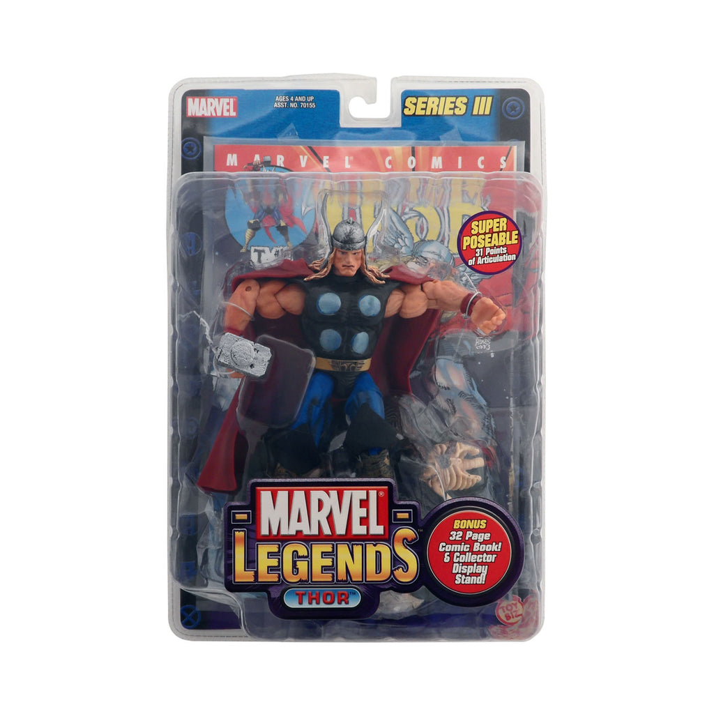 Marvel Legends Series III Thor
