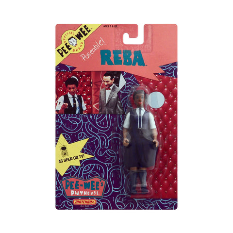 Reba the Mail Lady from Pee-Wee's Playhouse