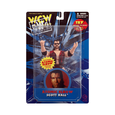 WCW/NWO Atomic Elbow Scott Hall