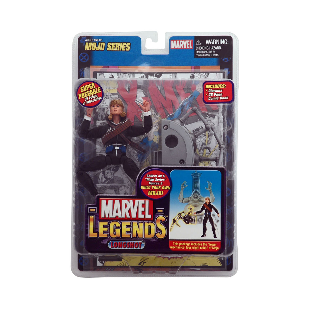 Marvel Legends Mojo Series Longshot