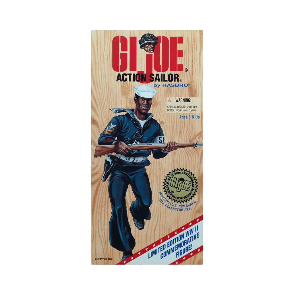 1996 G.I. Joe Action Sailor (African-American)