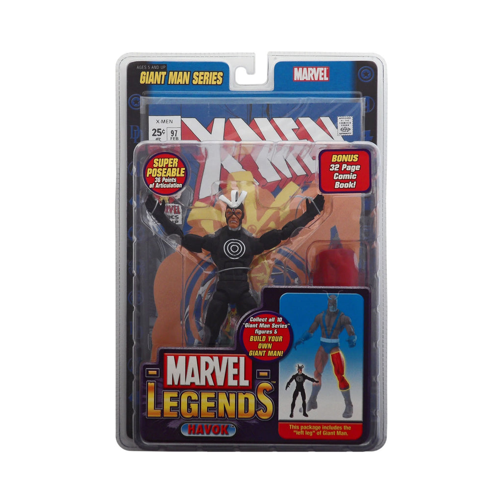 Marvel Legends Giant Man Series Havok