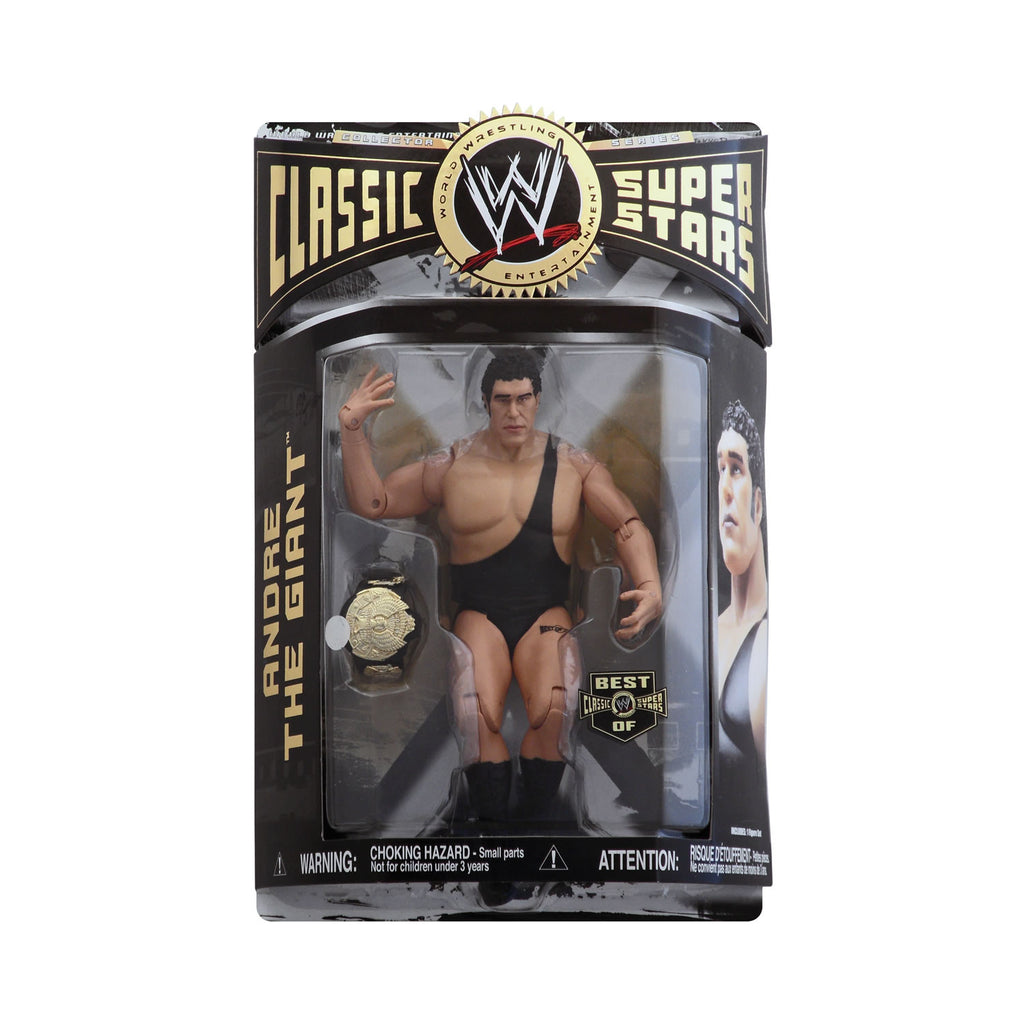 Best of Classic WWE Superstars Andre the Giant