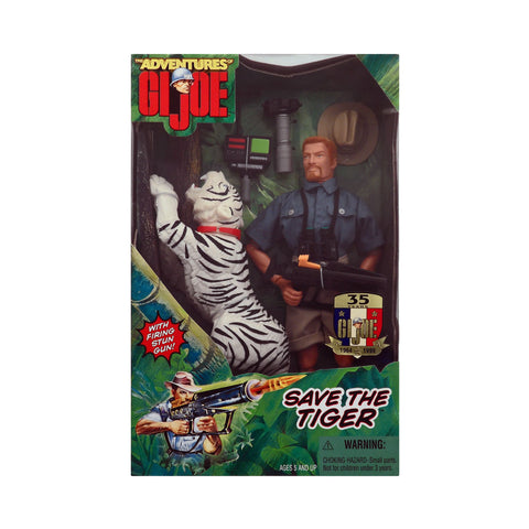 Adventures of G.I. Joe Save the Tiger (Caucasian)
